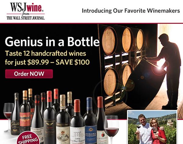 WSJwine Winemakers Campaign